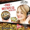 MIXTAPE Promo Event 9 sep 2016 at xxx3 club medan / FREE CD / icaL MiX Ft 777 Prod