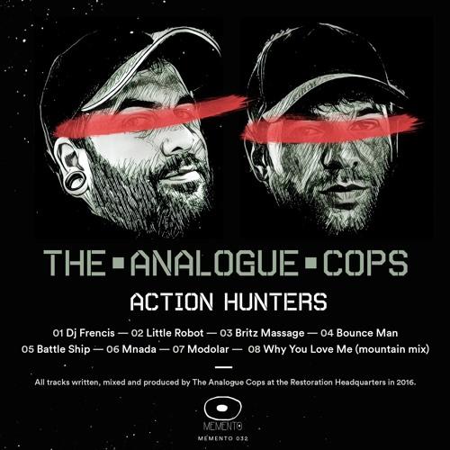 [memento032] Analogue Cops - Auction Hunters