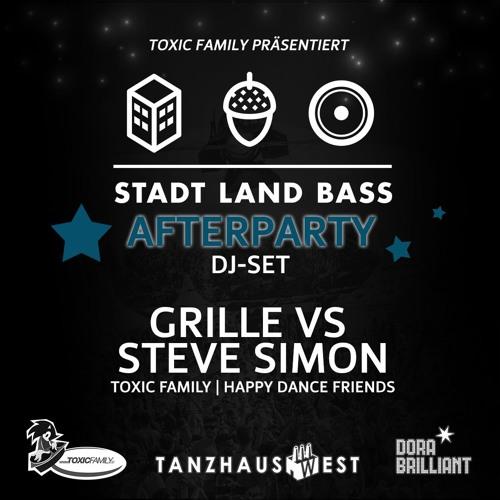 13.08.2016 - Grille vs Steve Simon | Stadt Land Bass Afterparty @ Dora Brilliant