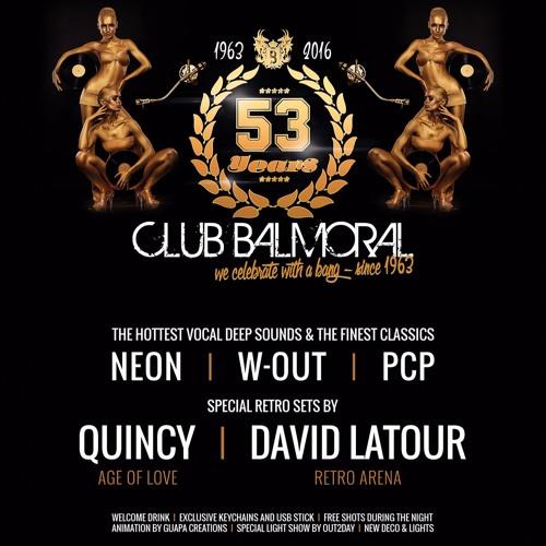 Neon @ 53 Years Balmoral 09-09-16