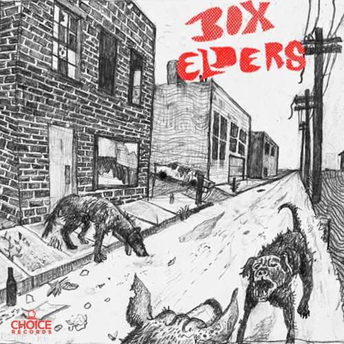 """Box Elders - """"Tiny Sioux / Hole In My Head"""" [S]"""