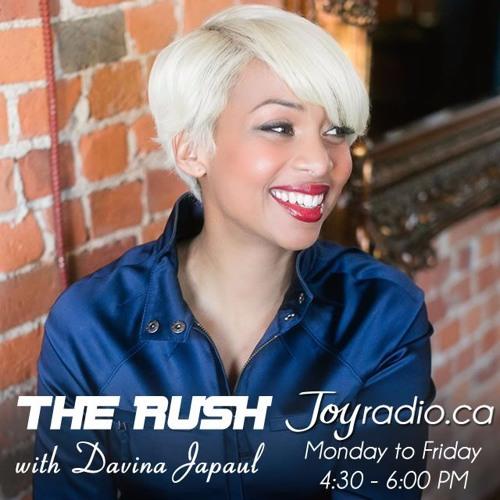 The Rush: Ann Mainse joins Davina in studio