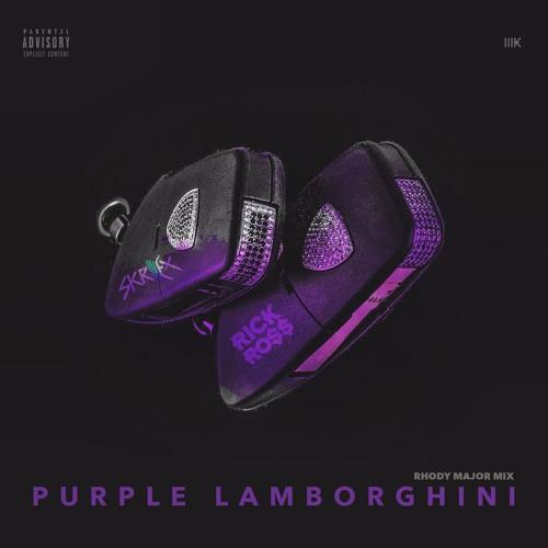 Rick Ross Skrillex Purple Lamborghini Mmg Remix By Rhodymajor