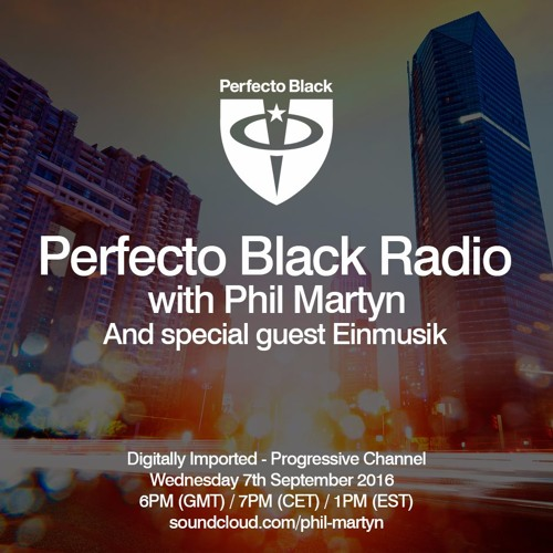 Perfecto Black Radio with Phil Martyn