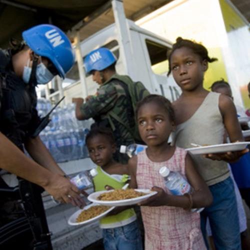Tiempo Real: Campañas de la ONU en favor de la nutrición