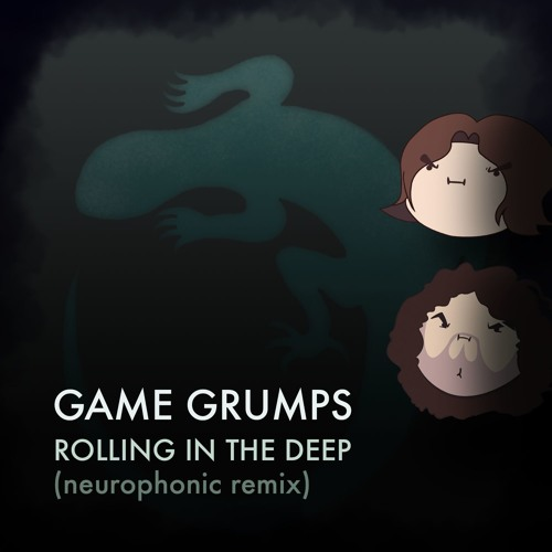 Game Grumps - Rolling in the Deep (Neurophonic Remix)