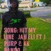 Hit My Line - Jah Eli x J purp x Ak Bando