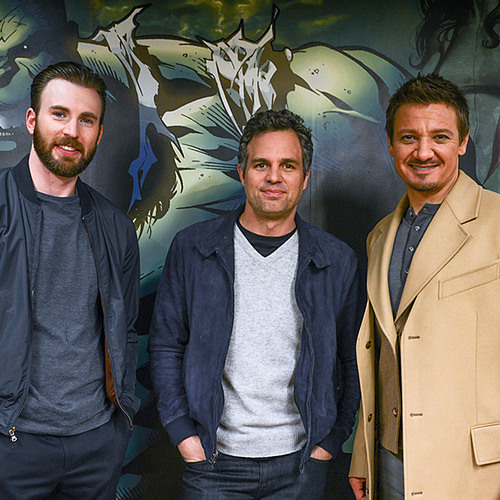 #182.5 - Chris Evans, Jeremy Renner, Mark Ruffalo, Jeremy Latcham