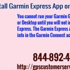 How to Install Garmin Express App on a system