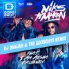 Dopebwoy ft I Am Aisha & Kalibwoy - Niks te maken (Dj Danjah x TheGoodGuys Remix)
