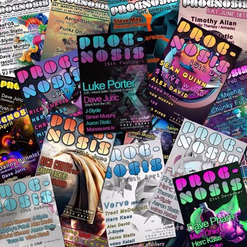 Prognosis & Technosis Promo Mixes