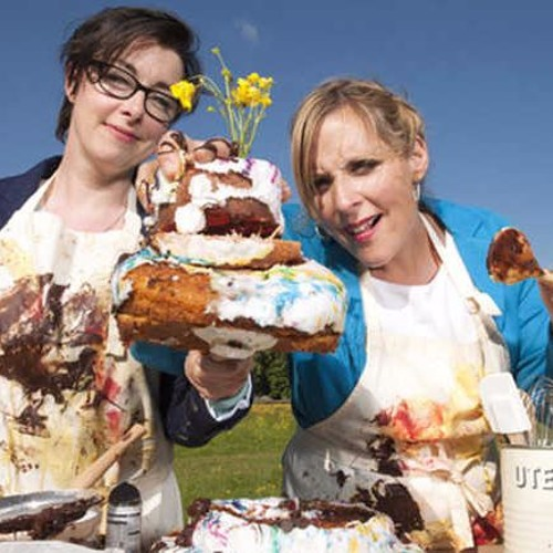 Annem Hobson, So Wrong It's Nom on talkRADIO Jon Holmes Show discussing GBBO