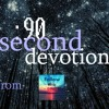 90 Second Devotion - Rejecting God - Aired 9-14-2016