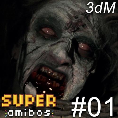 3dM 01 - The Evil Dead
