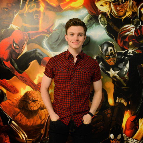 #140.5 - Chris Colfer