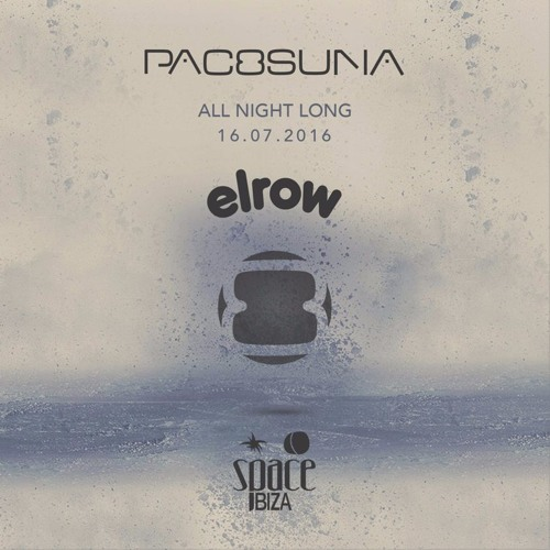 Paco Osuna @ elrow Space Ibiza. 16.07.16
