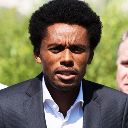 Feyisa Lilesa full Washington D.C. press conference