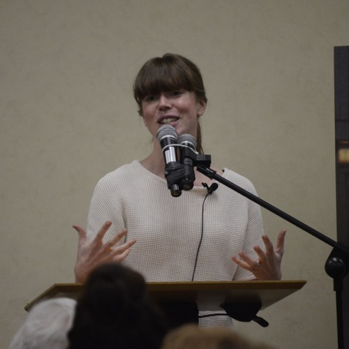 Molly Wizenberg at the Eisenhower Public Library