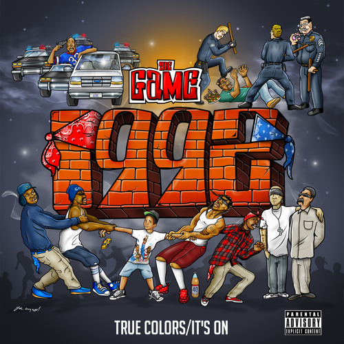 """The Game """"True Colors/It's On"""""""