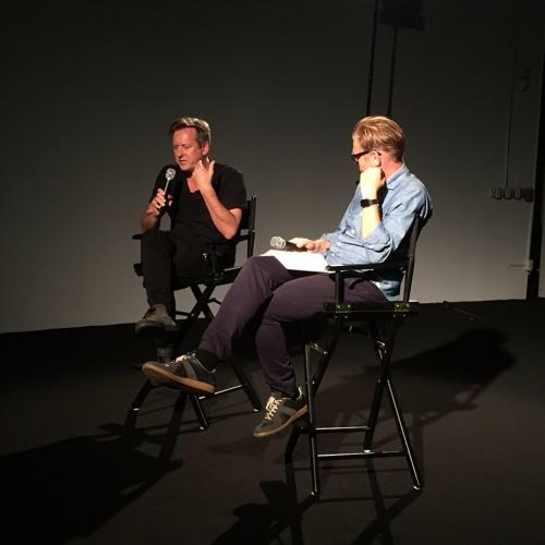 Doug Aitken & Philippe Vergne In Conversation (9/11/2016)