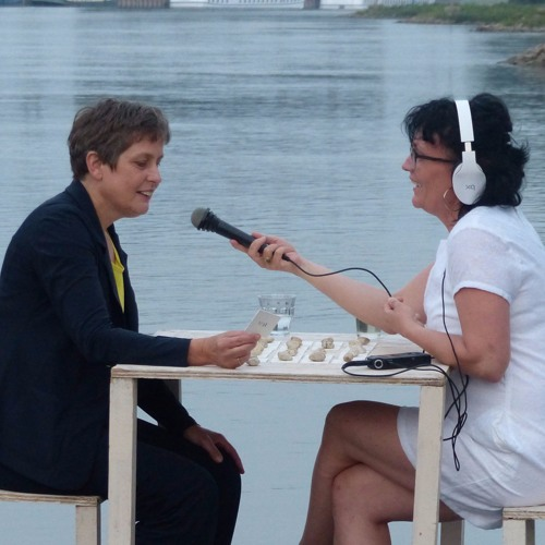 Spraakwater met Gerda Kalsbeek
