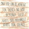 GOD'S ATHEIST (MIB)