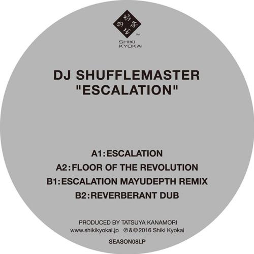 DJ SHUFFLEMASTER - ESCALATION(MAYUDEPTH REMIX)