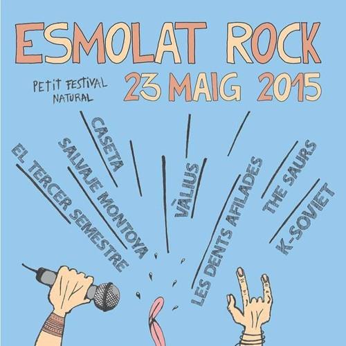 Esmolat Rock 2015 Matadepera