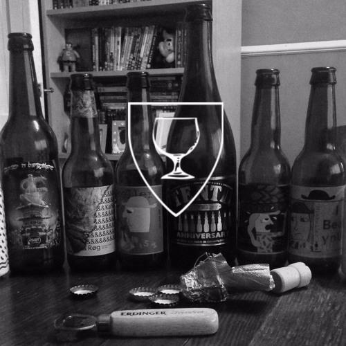 Beernomicon VIII - Drinking the Mikkeller Beer Club Sept 2016 Box