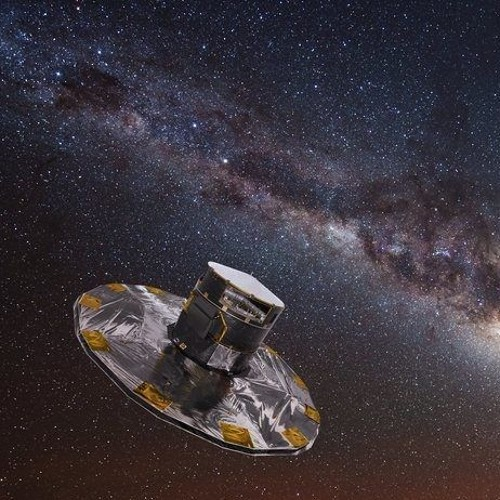 L'aventure de Gaia, cartographe de la Galaxie (1/3)