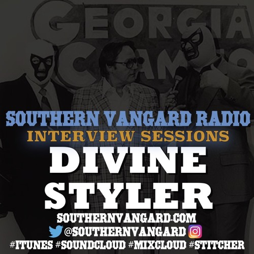 Divine Styler - Southern Vangard Radio Interview Sessions