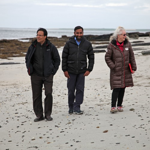 Introducing end of life issues at Orkney International Science Festival