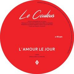 L'Amour le Jour (radio edit)