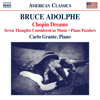Adolphe: Piano Works - Chopin Dreams