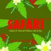 J Balvin Ft. Bia, Pharell Williams y Sky - Safari (Remake rmx MrDJnikotina)