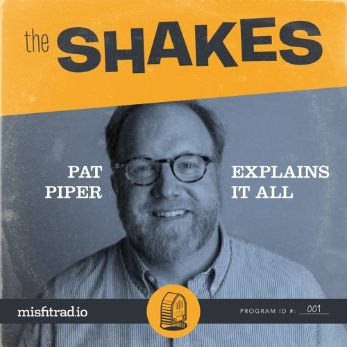 Pat Piper Explains It All Cover Art