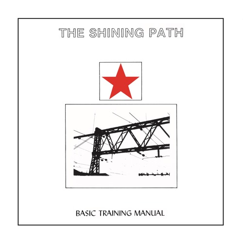 THE SHINING PATH Basic Training Manual LP ANNA 054