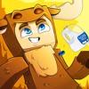 "♫ ""MOOSE"" - Minecraft Parody Of Panda By Desiigner (Music Video) ♫"