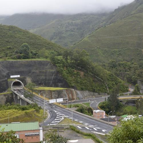 Declaraciones Luis Andrade Inauguracion Tramos 2 Y 2A Autopista Bogota Villavicencio