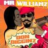 Mr Williamz - Don Digginz - EP Sample