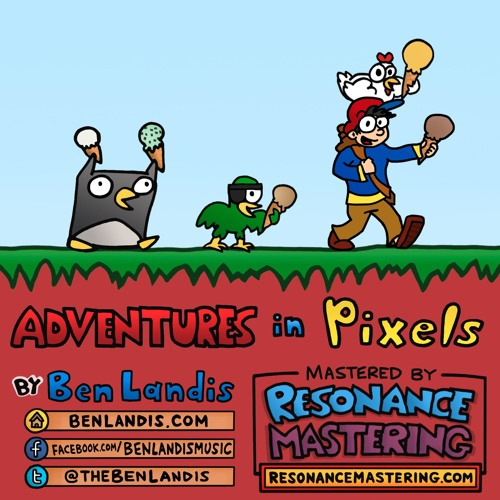 Credits Music for an 8-Bit RPG