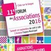 FORUM DES ASSOCIATIONS à L'Isle-sur-la-Sorgue le 10/09/2016