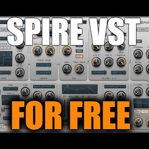 FREE SPIRE PRESET - EDM/HOUSE (CLICK BUY FOR FREE DOWNLOAD)