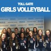 PROMO- TEAM OF THE WEEK HOT- TOLL GATE GIRLS VOLLEYBALL