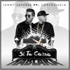 Lenny Tavarez Ft Cosculluela - Si Tu Cama Hablara (WWW.ELBUFETON.COM) Portada del disco