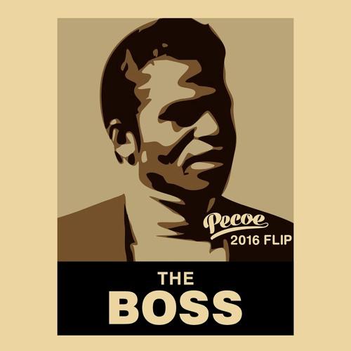 James Brown - The Boss (Pecoe 2016 Flip)