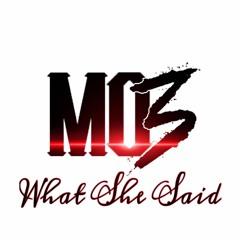 Mo3 - What She Said