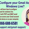 How To Configure Your Gmail Account For Windows Live?