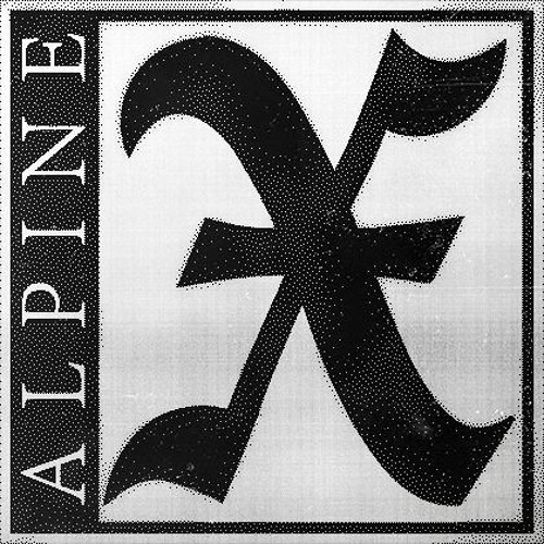 Alpine X - Ƹ̵̡Ӝ̵̨̄Ʒ - Vinyl Mix