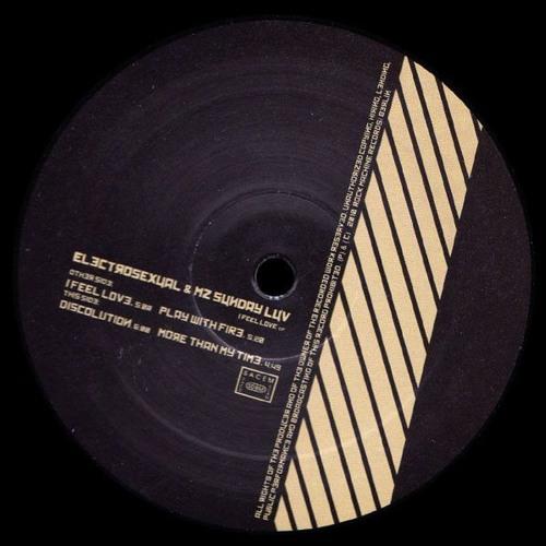 ELECTROSEXUAL - I FEEL LOVE  - feat sunday (Original Version)